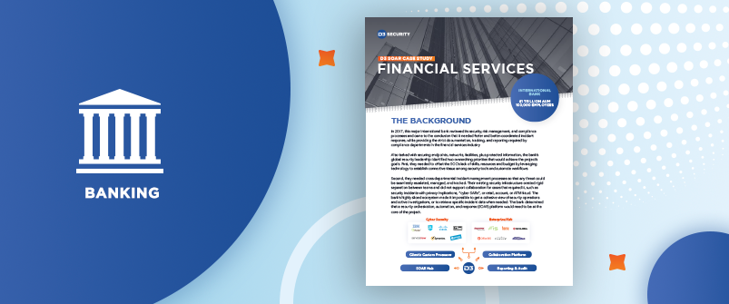 Image for Financial Services Case Study