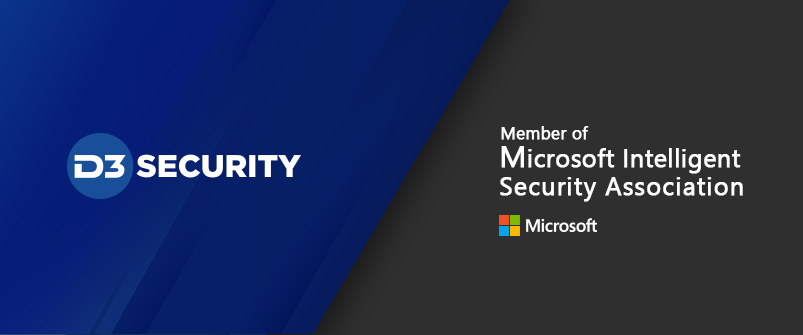 D3 Joins the Microsoft Intelligent Security Association-post_thumbnail