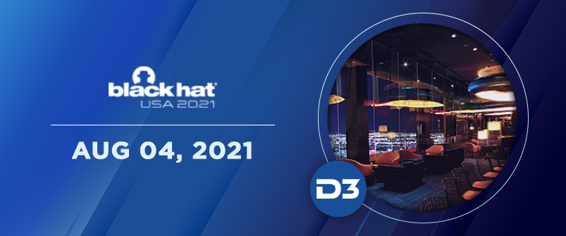 Join D3 at Level Up: Black Hat USA's Premier Event-post_thumbnail